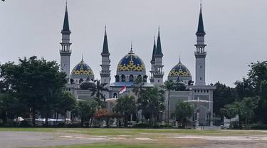 Masjid Agung Tuban. (Ahmad Adirin/Liputan6.com)