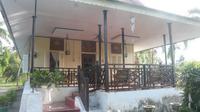 Rumah kakek BJ Habibie dikelurahan Tamalate, kota Gorontalo. Dirumah ini BJ Habibie menjalani proses khitanan saat dibawa pulang kampung oleh orangtuanya. (Liputan6.com/Andri Arnold)