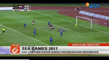 Kemenangan Garuda Muda dalam Sea Games 2017 membuat Indonesia bercokol di peringkat dua klasmen grup.