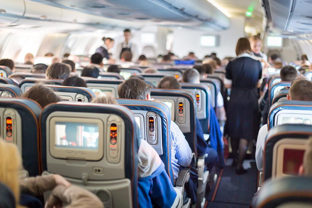 Ini 5 tipe penumpang yang paling ganggu di pesawat (shutterstock)