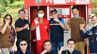 BPH Migas Temukan Pertashop di Kerinci yang 22 Bulan Sudah BEP. (Foto:Dok.BPH Migas)