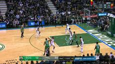 Berita video game recap NBA 2017-2018 antara Indiana Pacers melawan Cleveland Cavaliers dengan skor 92-90.