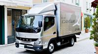 All New Mitsubishi Fuso Canter (Mitsubishi)