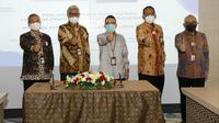 LPEI kembali menandatangani perjanjian kerja sama dengan Bank Jateng (dok: LPEI)