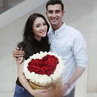 Ali Syakieb dan Citra Kirana saling ucap kata sayang di media sosial (Instagram/@alisyakieb)