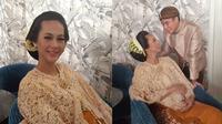 Tujuh Bulanan Paula Verhoeven dan Baim Wong (Sumber: Instagram/