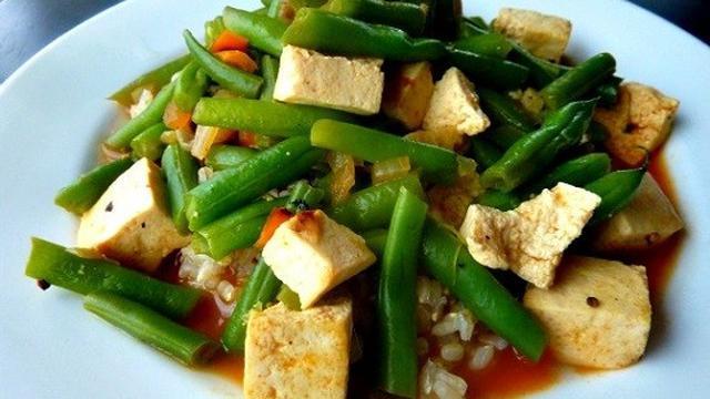 ilustrasi sayur dan tahu/selerasa.com