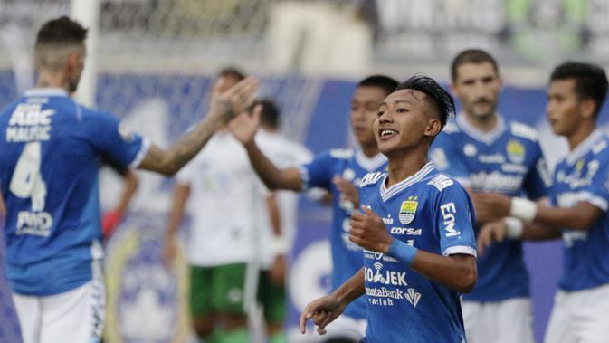 Jadwal Persib Vs Persiwa: Harapan Beckham Putra Setelah Mencetak Gol Untuk Persib