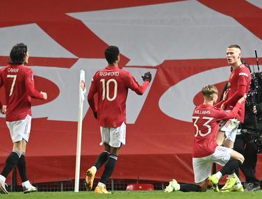 Gol Tunggal Scott McTominay Bawa MU Melaju ke Perempat Final Piala FA