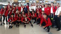 Timnas Indonesia U-18 terakhir kali menjadi juara Piala AFF pada edisi 2013 atau enam tahun lalu. (dok. PSSI)