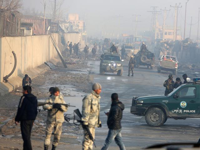 Bom Mobil Kembali Terjadi di Afghanistan, Sedikitnya 30 Anggota Pasukan  Keamanan Tewas - Global Liputan6.com
