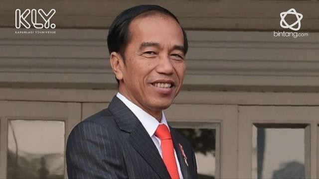 Kamis (21/6) Presiden Republik Indonesia, Joko Widodo, merayakan ulang tahunnya yang ke- 57. Apa isi ucapan selebriti untuk pak Jokowi?
