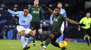 Foto Liga Inggris: Manchester City Kukuh di Puncak, Tottenham Hotspur Hancur Lebur