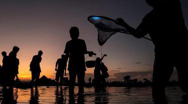 Festival Pesona Bau Nyale 2020 di Lombok