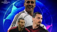 Liga Champions - Best XI yang tak pernah cicipi trofi Liga Champions (Bola.com/Adreanus Titus)