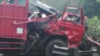 Kecelakaan di Tol Jagorawi (@taufanyn88)