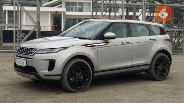 Range Rover Evoque >> Jadi Buruan Separuh Jatah Range Rover Evoque Sudah Ludes