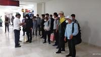 Hendak bekerja di pabrik smelter, 20 TKA Tiongkok tiba di Sulsel (Liputan6.com/Istimewa)