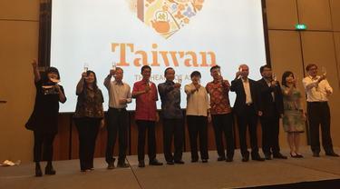 Taiwan kian gencar promisikan wisata halal pada turis Indonesia (Liputan6.com/Teddy Tri Setio Berty)