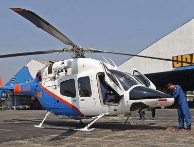 Dukung Operasional, Polri Tambah Helikopter Bell 429