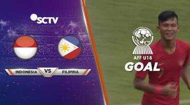 Berita Video Sutan Zico Langsung Cetak Gol Saat Timnas Indonesia U-18 Vs Filipina Berjalan 5 Menit