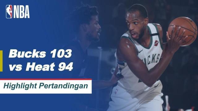 Berita Video Miami Heat Melaju Ke Final Wilayah Timur Usai Kalahkan Milwaukee Bucks