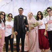 Prisia Nasution dan pemeran film Temen Kondangan (Istimewa)