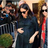 Meghan Markle di acara baby shower di New York. (dok.Instagram @meghanmarkle_official/https://www.instagram.com/p/BuJCa4Elcin/Henry