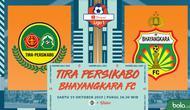 Shopee Liga 1 - Tira Persikabo Vs Bhayangkara FC (Bola.com/Adreanus Titus)