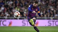 1. Lionel Messi. (AFP/Javier Soriano)