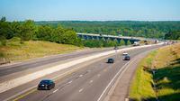 Jalan tol Interstate 80. (iStock)