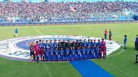 Lihat Cuplikan Launching Team & Jersey Arema FC 2020. sumberfoto: Vidio