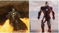 Perubahan Kostum Iron Man dari Masa ke Masa (sumber:logcchs/greenscene)