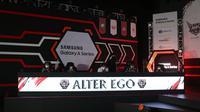 Alter Ego bermain nyaris tanpa cela dan sukses mengalahkan Genflix Aerowolf 2-0 pada MPL Season 7 minggu kedua. (dok. MPL Indonesia)