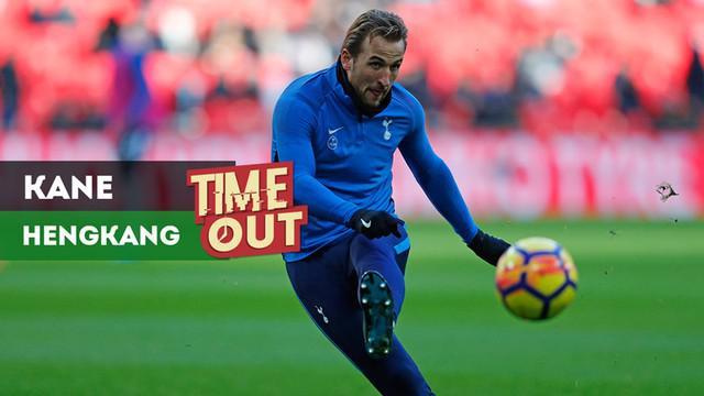 Berita video Time Out tentang striker Tottenham Hotspur dikhawatirkan hengkang ke Manchester United.