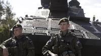 Ilustrasi Tentara Finlandia (Reuters)