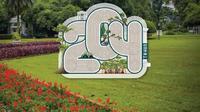 Kebun Raya Bogor berusia 204 tahun hari ini, Selasa (18/5/2021).