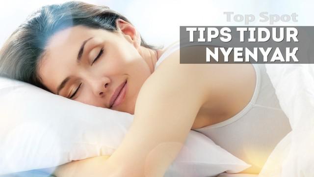 Masalah sulit tidur yang membuat anda jadi insomnia bisa diatasi dengan cara sederhana berikut ini.