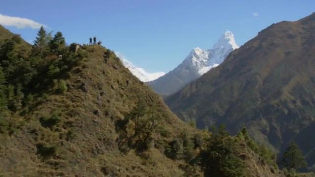 Cantiknya Pemandangan Pegunungan Himalaya Global Liputan6com