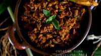 Untuk menu makan siang kali ini, kita akan mencoba membuat masakan khas dari tanah Manado