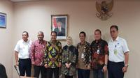 Ini dia jajaran dewan pengawas airnav Indonesia (Foto: Dok Kementerian BUMN)