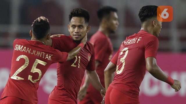 Jadi Pemain Terbaik Timnas Indonesia Vs Timor Leste Andik