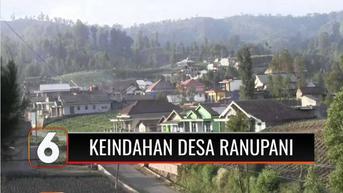 VIDEO: Masuk Desa Terbaik, Menparekraf Sandiaga Uno Akan Beri Pendampingan Pelaku Ekonomi di Desa Ranupani