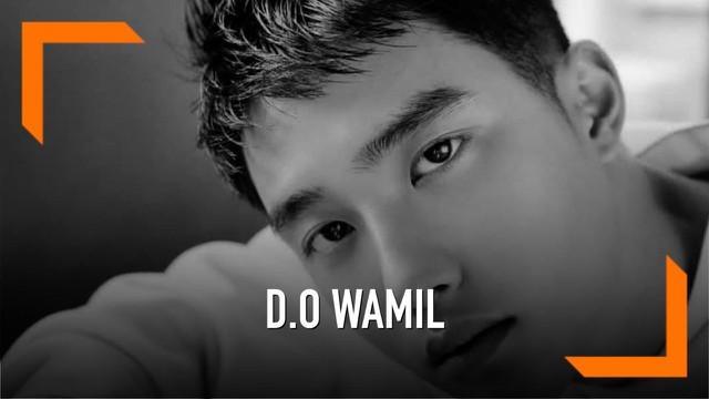 Personel EXO, D.O tiba-tiba umumkan jadwal wajib militernya. Ia bahkan menulis surat perpisahan dengan para fansnya.