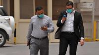 MERS bukan disebabkan oleh virus influenza.