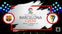 Barcelona vs Cadiz (liputan6.com/Abdillah)