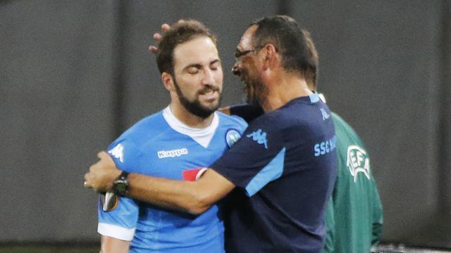 Maurizio Sarri Resmi Dapat Cap Penghianat dari Suporter Napoli – Dunia