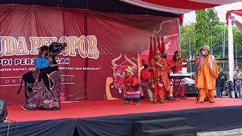 Dulmuluk dan e-Sport Ramaikan Hari Sumpah Pemuda oleh PDIP Sumsel