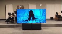Sadako di Augmented Reality. Dok: Abhishek Singh