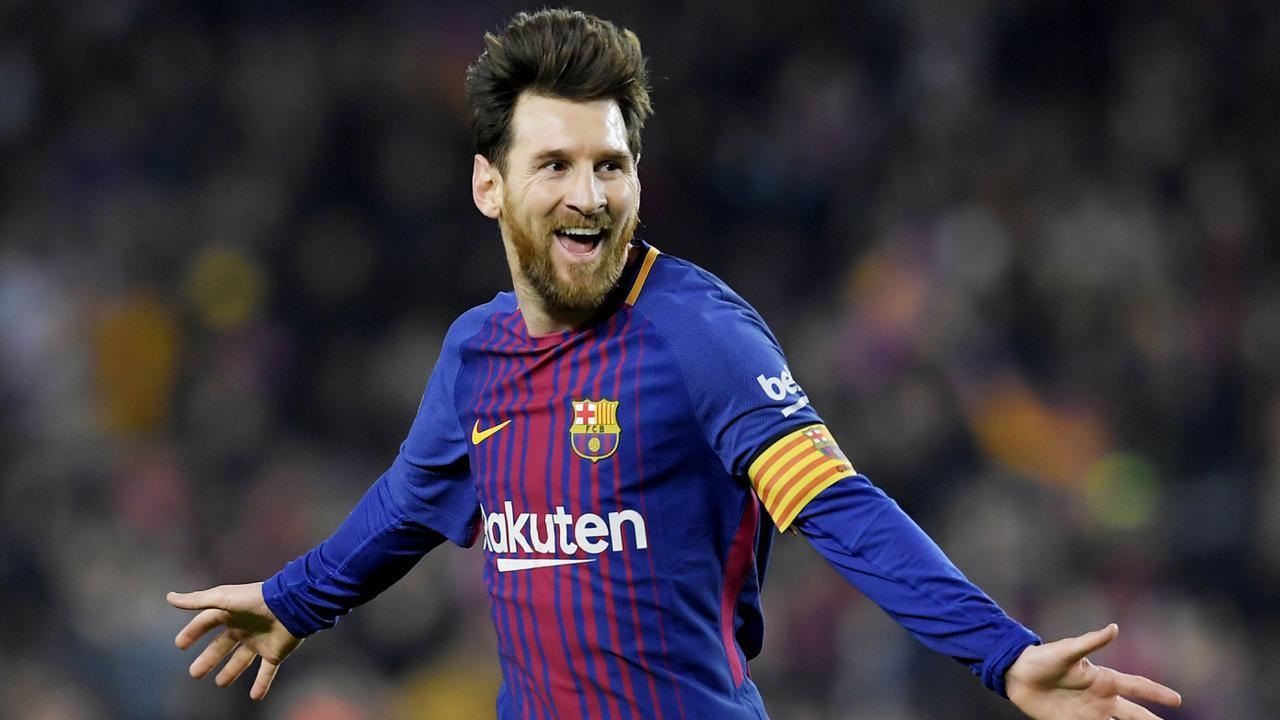 Messi 2 Gol, Barcelona Bantai Real Valladolid 5-1